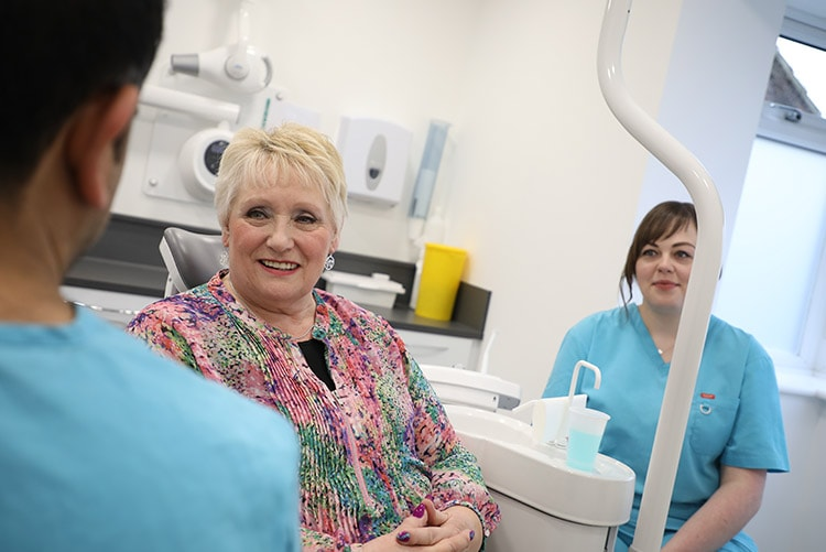 dental treatment fees in bottesford