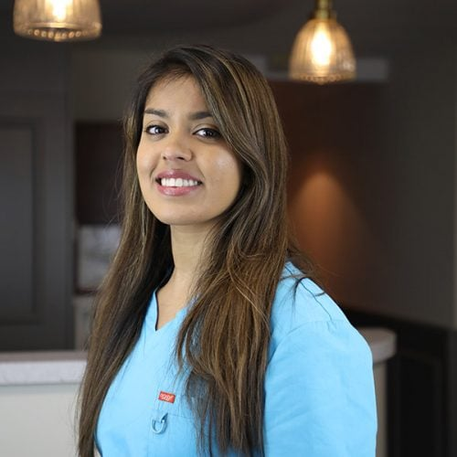 tasha patel dentist in nottinghamshire